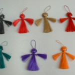 Color jute Angle 10pcs set, code-JE-4, price-4.50